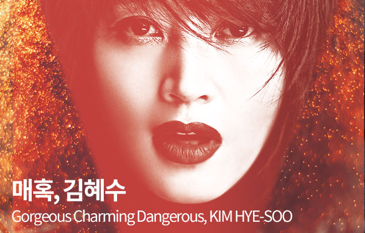 Gorgeous Charming Dangerous, KIM HYE-SOO