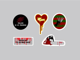 5 Types of Stickers_Set