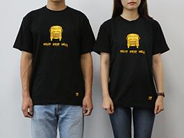 티셔츠_블랙