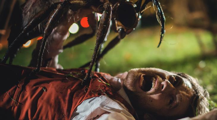 거대말벌의 습격