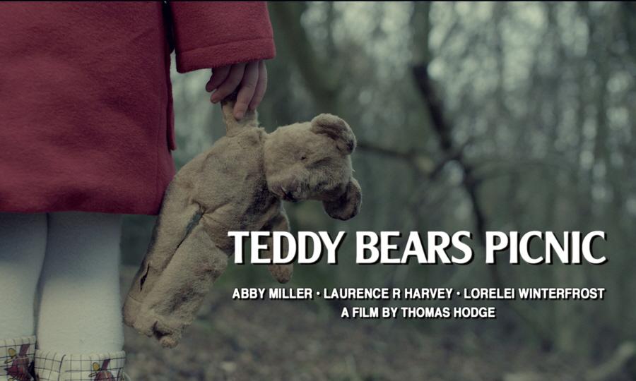 테디 베어 숲 속 산책