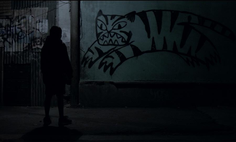 호랑이는 겁이 없지